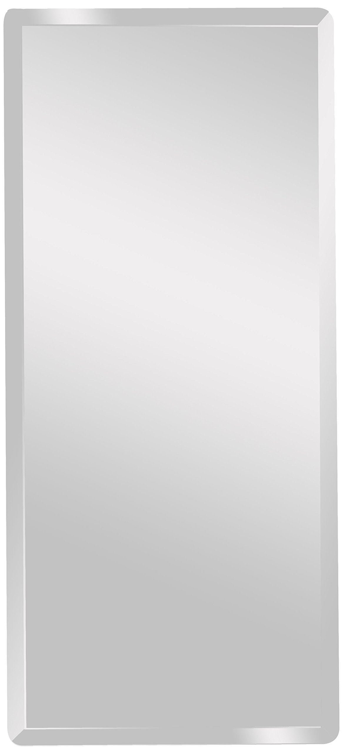 Spancraft Glass 214-2030 Rectangle Beveled Mirror, 20'' x 30''