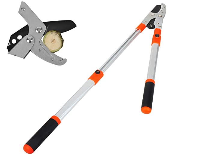 THANOS Pruning Loppers,Tree Pruner,with SK-5 High Carbon Steel Blades – Best for long Pruning Duration