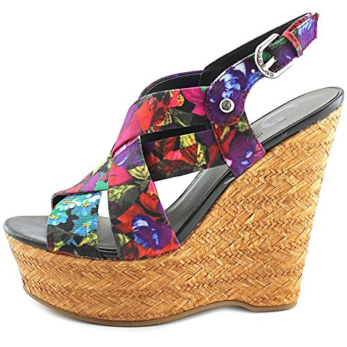 G by Guess Tacones Habana 2 tejida Wedge