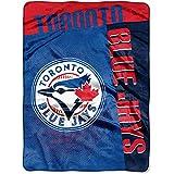 "MLB Toronto Blue Jays ""Strike"" 60"" x 80"" Raschel Throw #51267718"