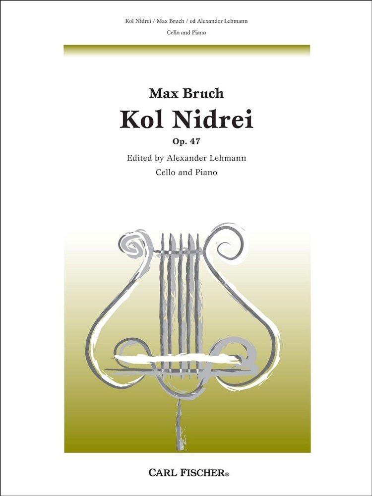 All Music Chords kol nidrei cello sheet music : Kol Nidrei Op.47 (Cello & Piano), ed. Alexander Lehmann: Amazon.co ...