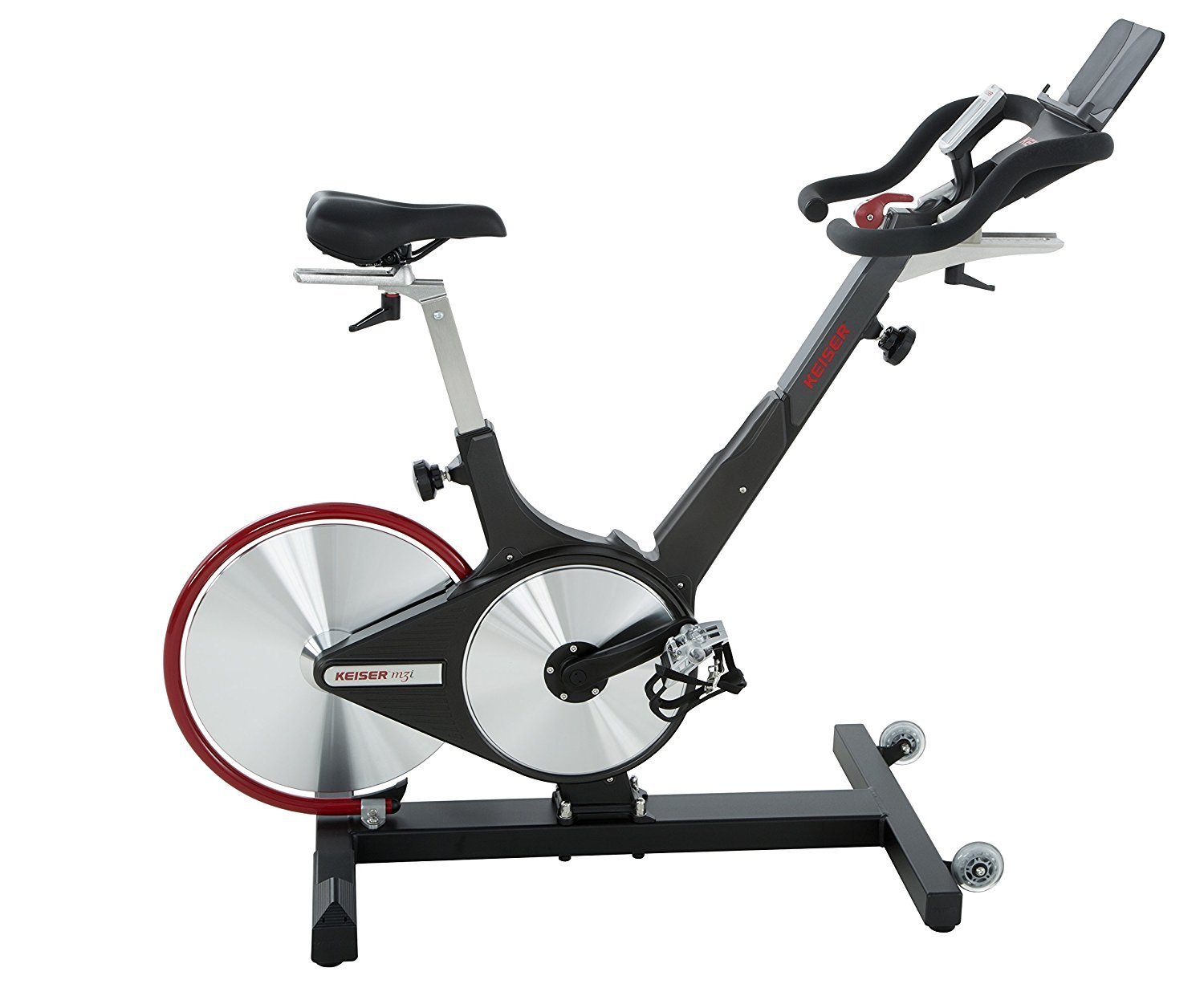 Keiser M3i Indoor Cycle Black