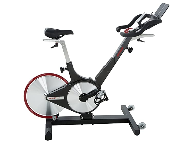 Keiser Spin Bike Review (M3i)
