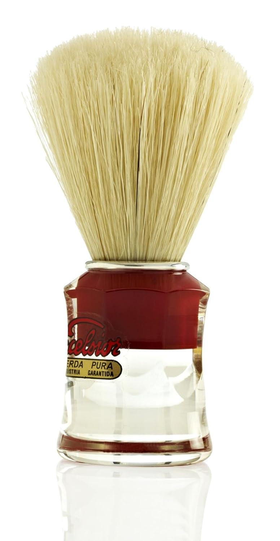 Semogue 820 Excelsior Handmade Shaving Brush - Red Edition