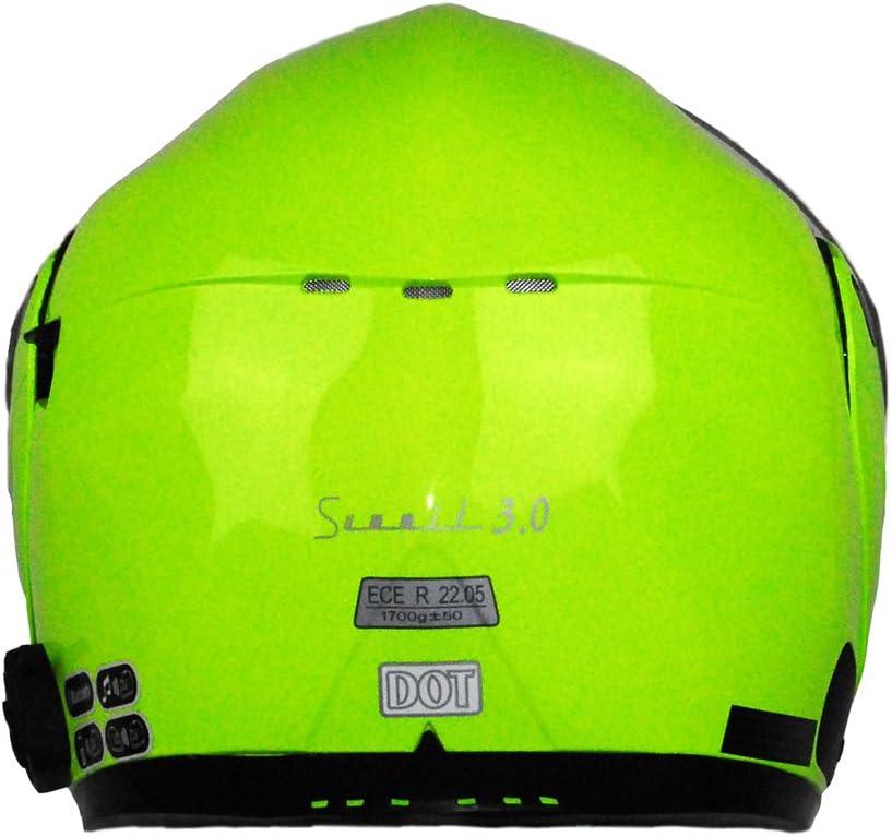 94-5506 Vega Summit 3.1 2-Tone Modular Full Face Helmet Replacement Liner Cream, XX-Large