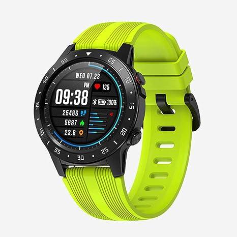 Amazon.com: Reloj inteligente M5S con GPS, para hombre, con ...