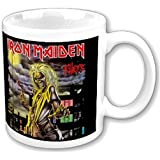 Iron Maiden Killers Mug white