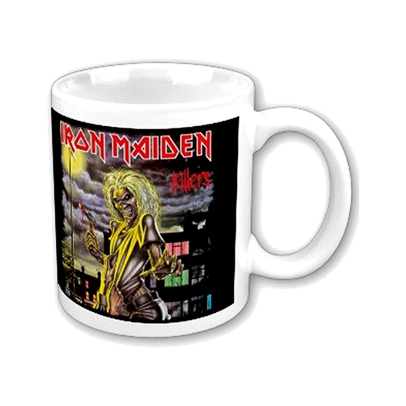 Amazon.com: EMI - Iron Maiden Mug Killers: Home & Kitchen