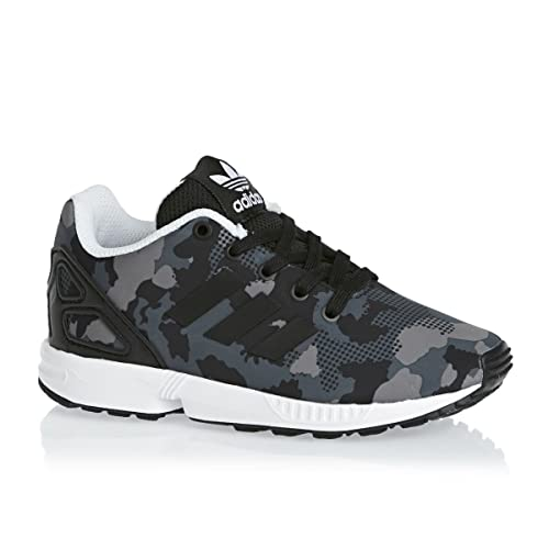 buy popular 40b58 ec77f Calzature sportive bambino, color Grigio , marca ADIDAS ORIGINALS, modelo  Calzature Sportive Bambino ADIDAS ORIGINALS ZX FLUX C Grigio  Amazon.it   Scarpe e ...