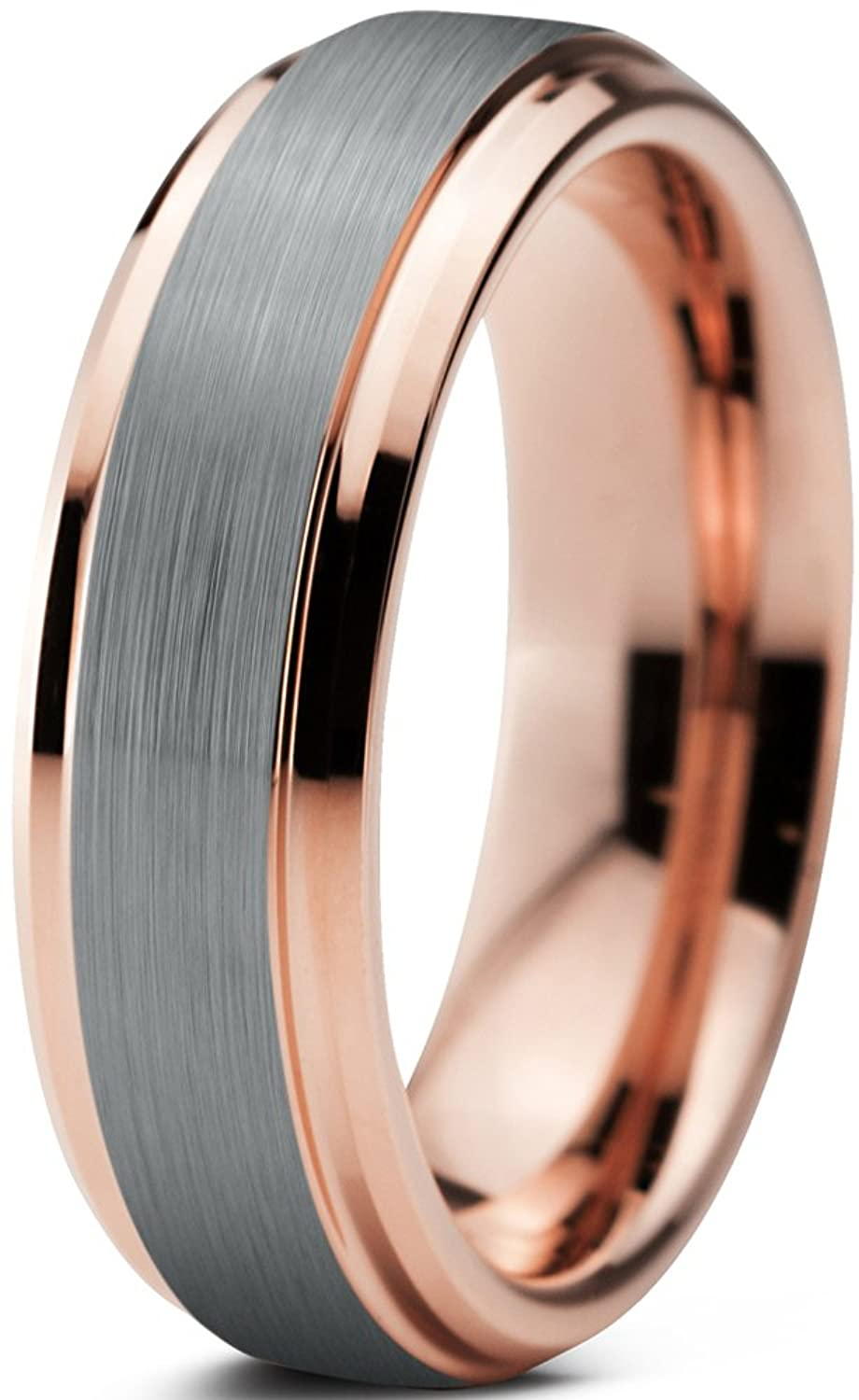 comfort wedding bands gold band mm fit rings samodz