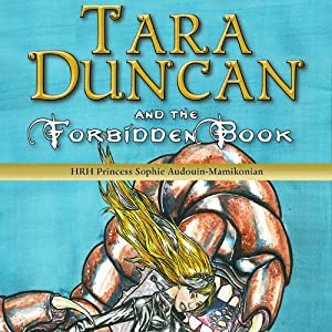 Tara Duncan and the Forbidden Book Audiobook