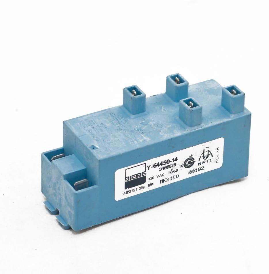 Kitchenaid 3186576 Cooktop Spark Module Genuine Original Equipment Manufacturer (OEM) Part