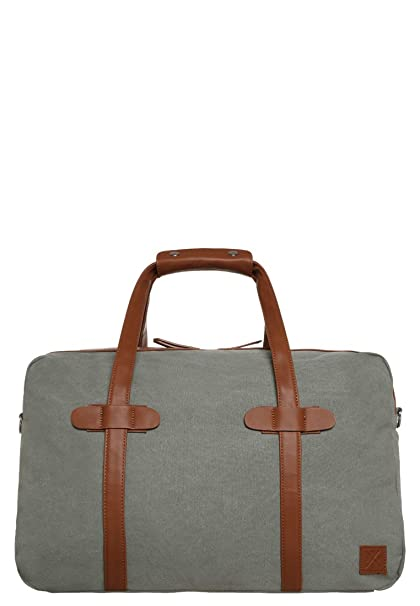 YOURTURN Sac de weekend pour homme en gris V5zluSY5nD