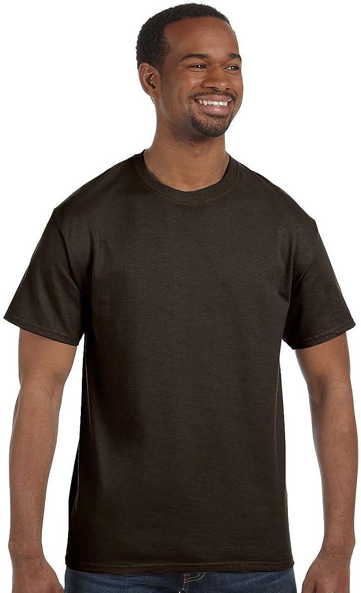 Hanes Boys TAGLESS ComfortSoft Crewneck T-Shirt/_Orange