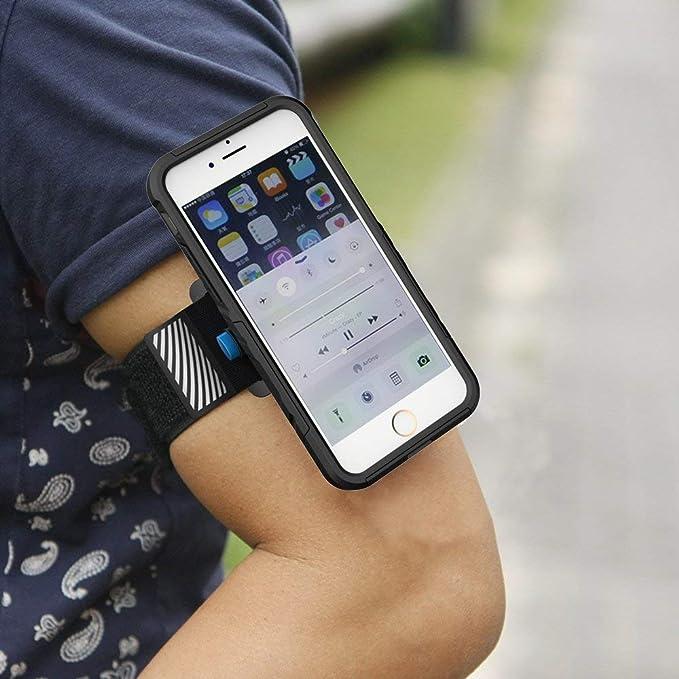 Achoro - Brazalete para smartphone, para entrenamiento, correr ...