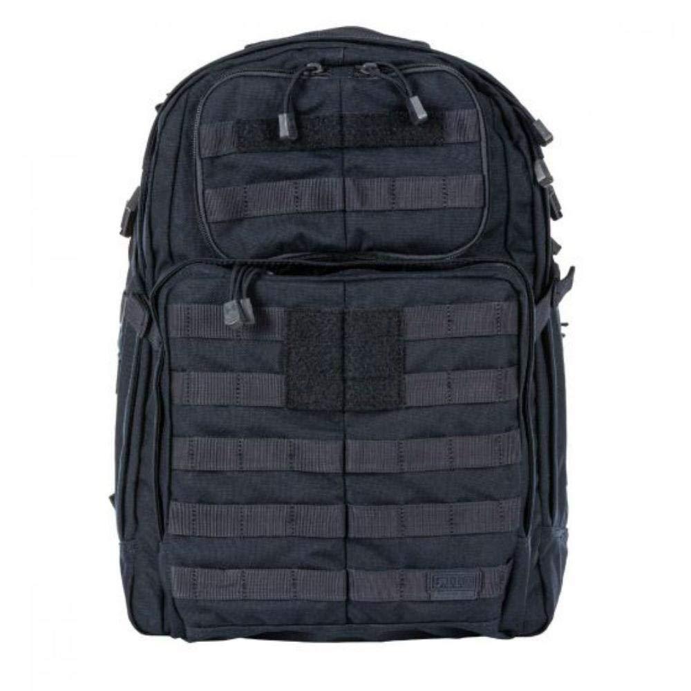 5.11 Tactical RUSH24 Military Backpack, Molle Bag Rucksack Pack, 37 Liter Medium, Style 58601, Dark Navy by 5.11