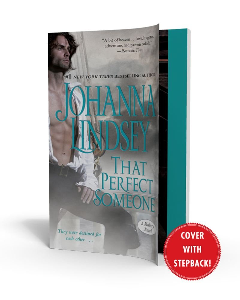 That Perfect Someone: A Malory Novel (maloryanderson Family): Johanna  Lindsey: 9781439101087: Amazon: Books