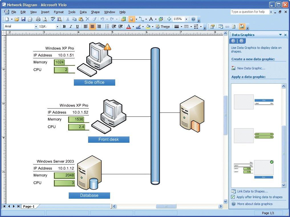Microsoft Visio Professional 2010 by Microsoft