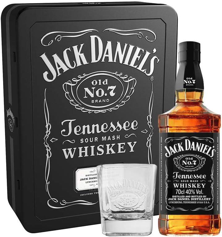 JACK DANIELS  2 St/ück   neues Model