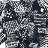FINNSKA Black Licorice Ripples, 7.7-Pound Tubs