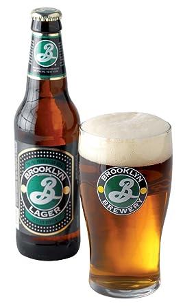 c98f8ca5 24 x 355ml Brooklyn Lager - Brooklyn Brewery: Amazon.co.uk: Grocery