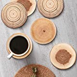 Britimes Set of 6 Coasters for Drinks Absorbent