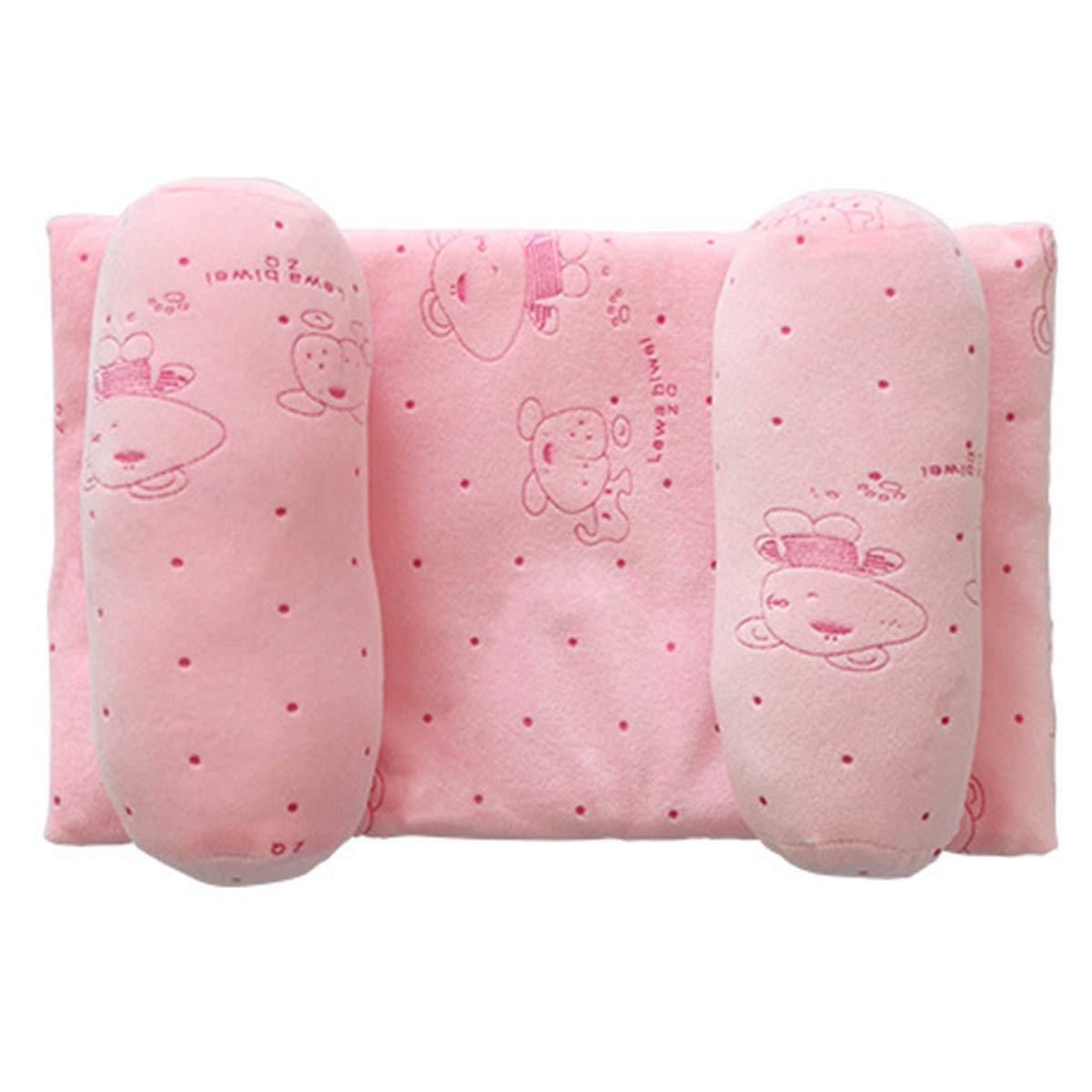 WFHhsxfh Newborn Styling Pillow Baby Sleeping Pillow baby product Color : Blue Baby Pillow