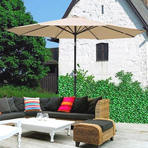 9-ft-patio-umbrella-aluminum-crank-tilt-table-market-outdoor-yard-beach-tan