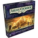 Fantasy Flight Games Arkham Horror the Path to Carcosa Expansion Living Card Game