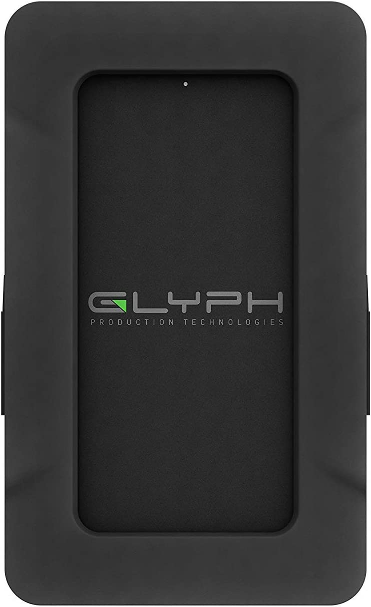 Glyph Atom Pro 2TB, External NVMe Solid State Drive (SSD), Thunderbolt 3