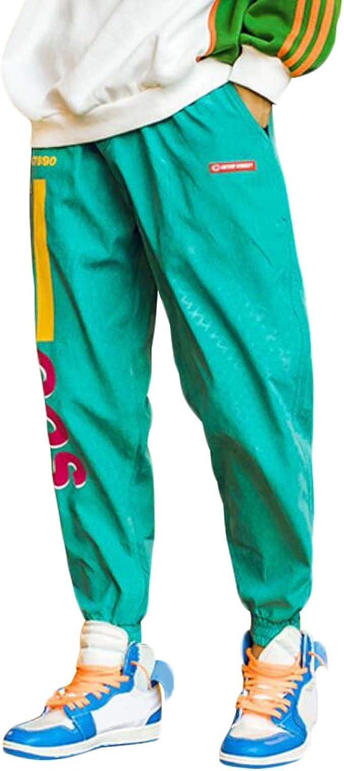 Irypulse Hombre Pantalóns Deportivos Casuals, Pantalones Moda ...
