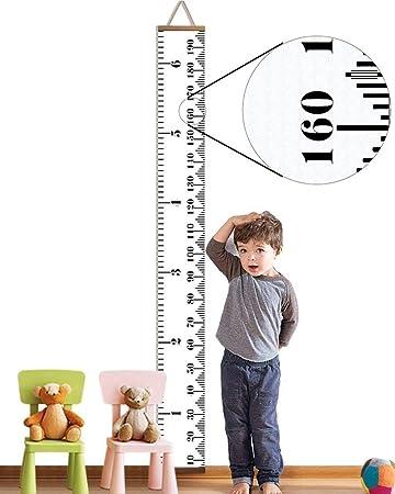 Kinder Messlatte U2013 Kinder Kinderzimmer Höhe Wand Diagramm Art Aufhängen  Herrscher, Abnehmbare Wand Aufhängen Messung