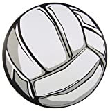 Sports Athlete Volleyball Magnet for School