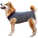 Dog Recovery Suit Abdominal Wound Protector Puppy Medical Surgical Clothes Post-Operative Vest Pet After Surgery Wear Substit