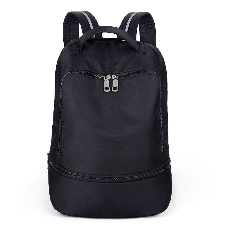 UTO Fashion Nylon Backpack Functional School Gym Sport Hiking Bag 3M Reflective Straps by UTO (Image #8)