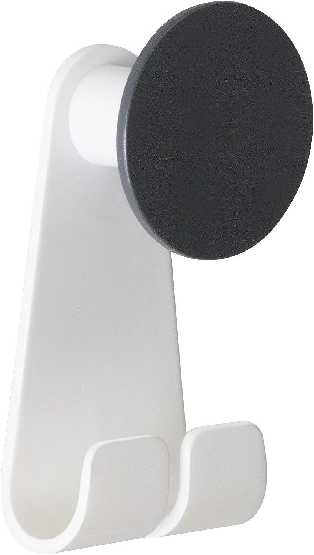 ABS Beige colecci/ón Miss//Misterhook 8,6 x 4,1 cm Gancho Adhesivo 4,1x8,6 Spirella