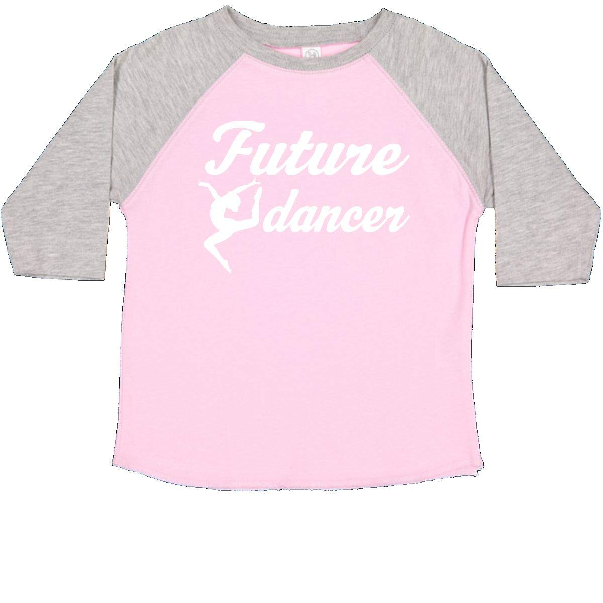 inktastic Future Dancer Childs Dancing Toddler T-Shirt