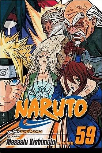 Naruto, Vol. 59: The Five Kage: Masashi Kishimoto ...