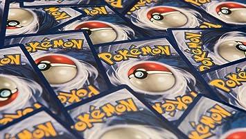 100 Assorted Pokemon Trading Cards: Amazon.es: Juguetes y juegos
