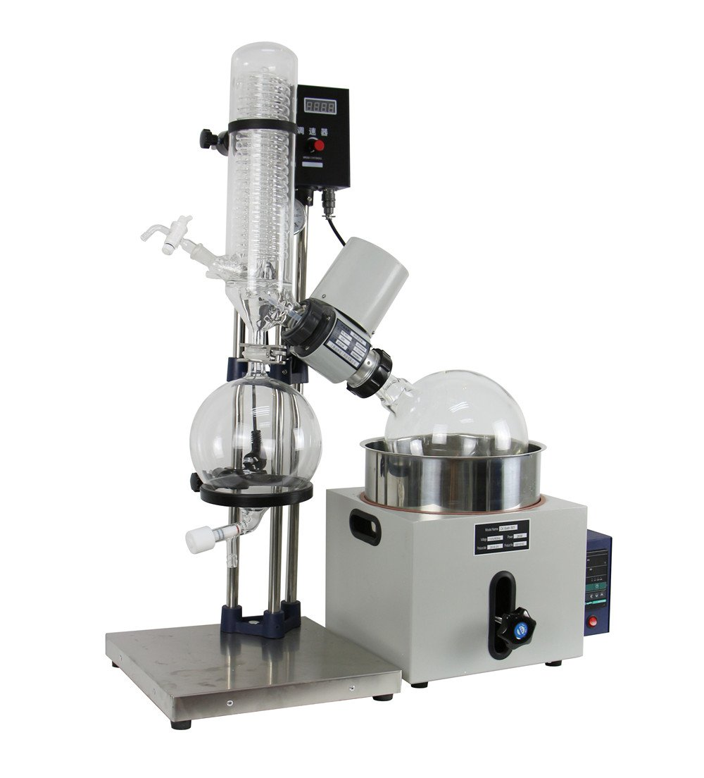 lab1st 5L Rotary Evaporator Hand Lifting Turnkey Package w/Water Vacuum Pump by LAB1ST (Image #3)