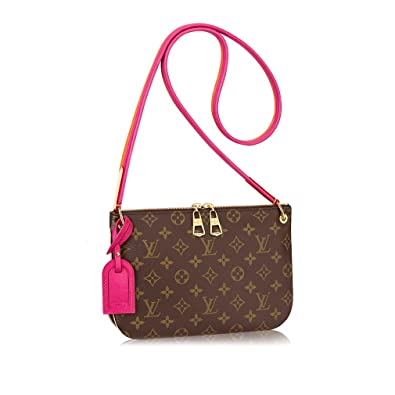 bbfebd23f8d5 Louis Vuitton Monogram Canvas Lorette Handbag Article  M44053 Made in France