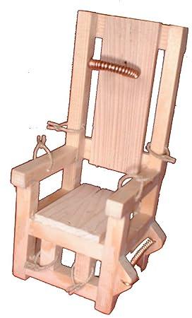 Le Moyenage En Kit Maquette De Chaise Lectrique