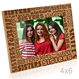 Kate Posh - Sisters Picture Frame (4x6 Horizontal) - Best Reviews Guide