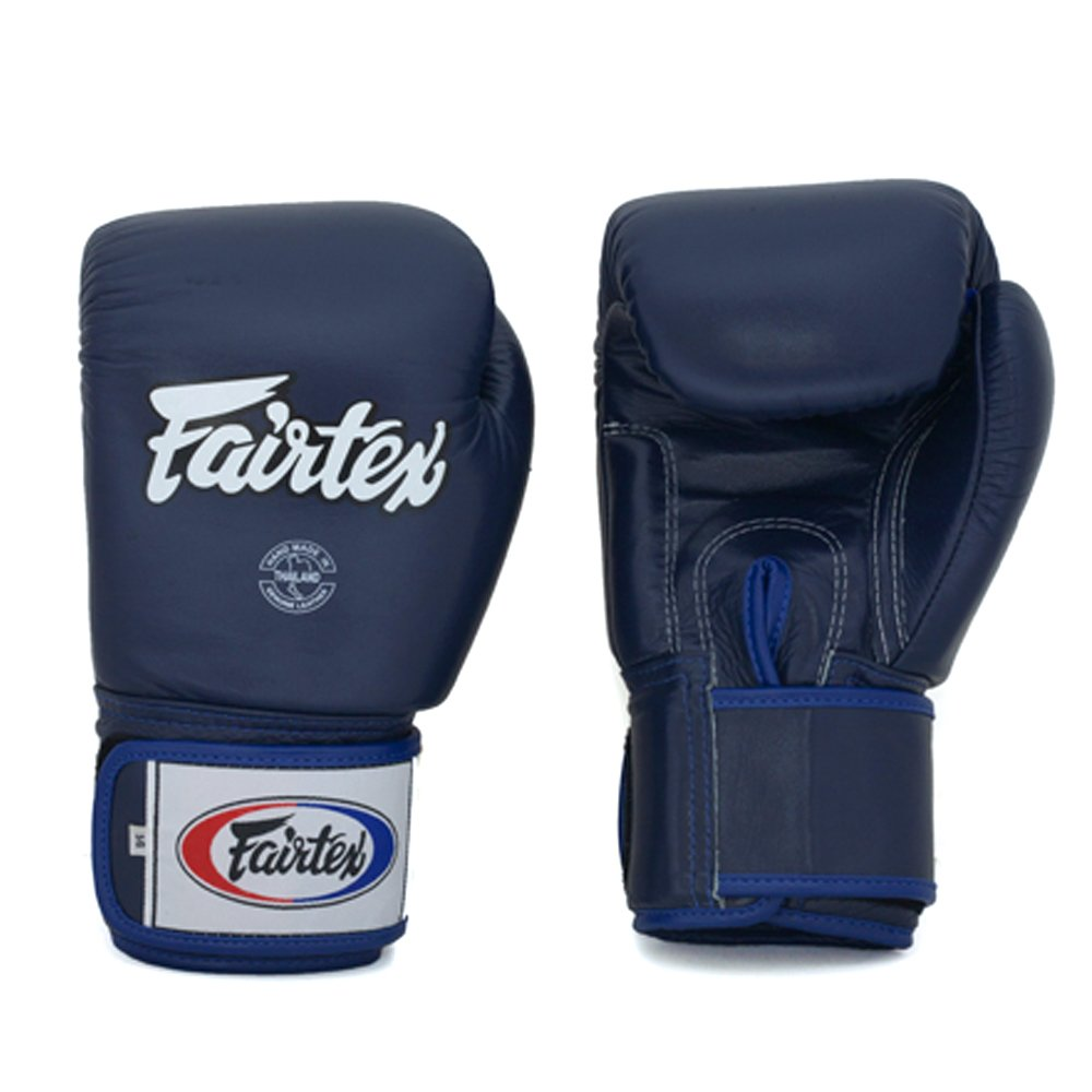 Fairtex Gloves Muay Thai Boxing Sparring BGV1 Size 8 Blue,14 oz Nation and more Pink Red US Emerald Green Classic Brown White Thai Pride 12 10 Blue 16 oz in Black 14