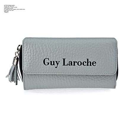 Monedero Solapa Grnade Mujer Guy Laroche 7243 (acqua ...