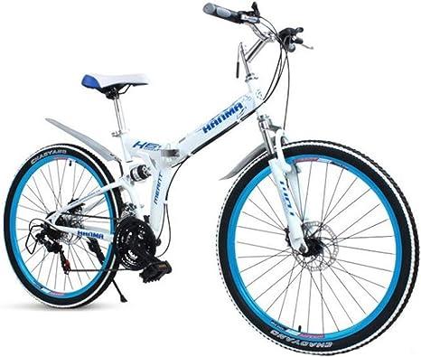 JLASD Bicicleta Montaña Bicicleta De Montaña, Bicicletas 26 ...