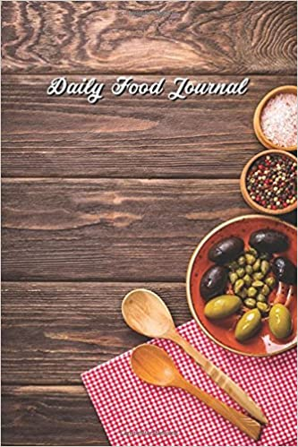 daily food journal food tracking journal calorie counting log book