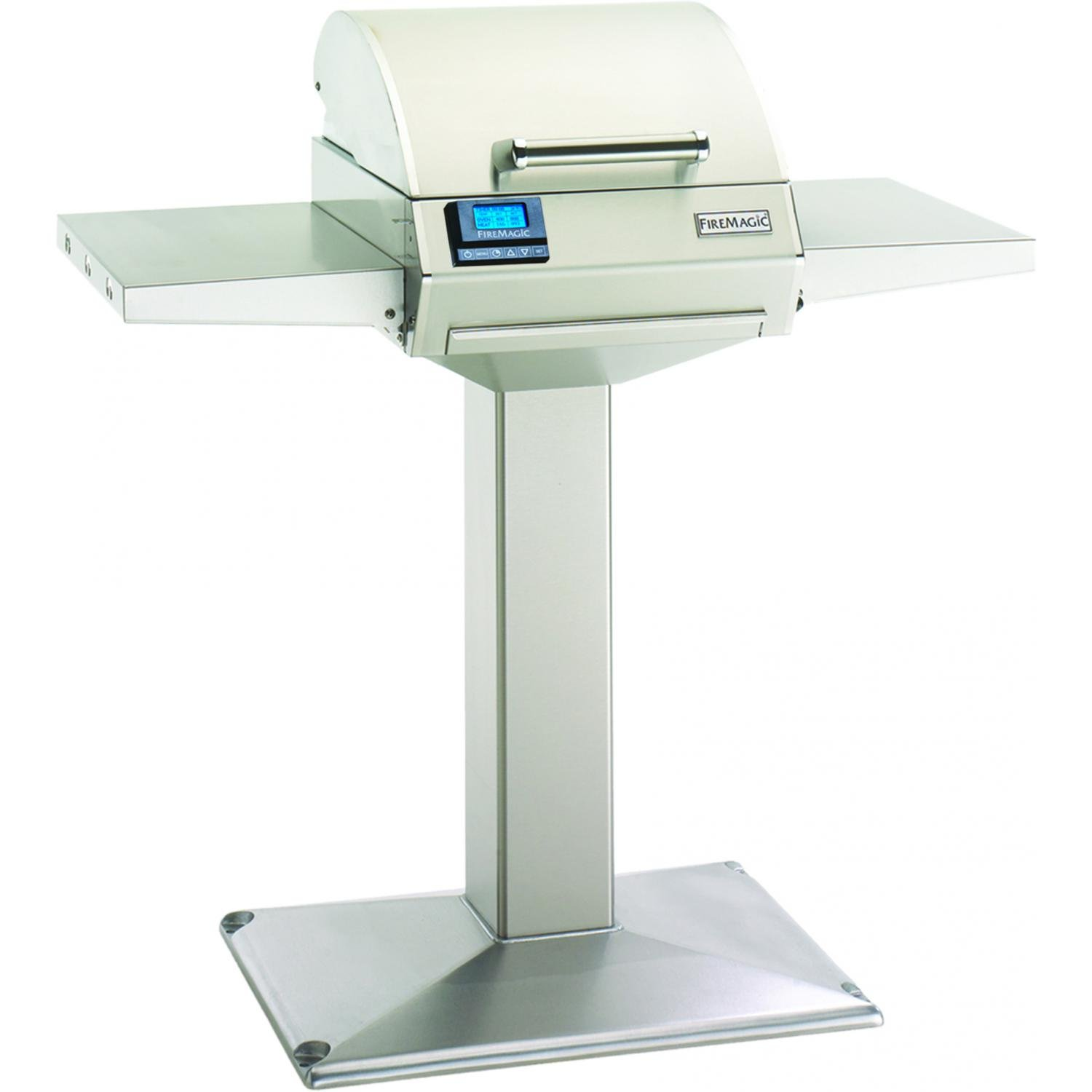 Amazon.com : Fire Magic E250s Electric Grill On Patio Post : Outdoor Grill  Covers : Garden U0026 Outdoor