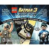 LEGO Batman 3: Beyond Gotham Season Pass - PS4 [Digital Code]