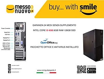 PC Lenovo ThinkCentre M93P SFF - Core i5-4590, RAM 8 GB, HDD 128 ...